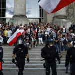 Germany coronavirus: Anger after attempt to storm parliament