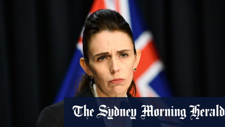 New Zealand Prime Minister Jacinda Ardern is 'going hard and going early' after learning from Australia's COVID-19 outbreak