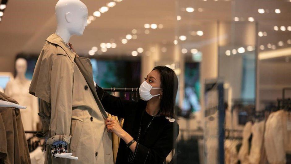 The Latest: Coronavirus slams Japan's economy