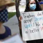 Coronavirus fears spur teacher protests, resignations and retirements