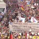 Germany coronavirus: Hundreds arrested in German 'anti-corona' protests