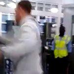 Coronavirus: Man knocked out at London train station during face mask row | UK News