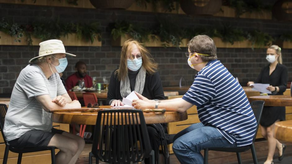 Today's coronavirus news: Restaurants now asking patrons to provide contact information in case of an outbreak; Ontario reports 116 new cases; Australia declares disaster in Victoria