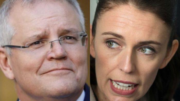 To talk up Australia's coronavirus economic recovery, Scott Morrison found the perfect weapon