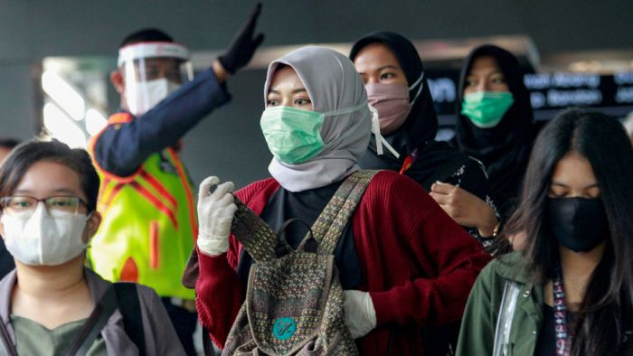 Indonesia's COVID-19 battle continues amid fears case numbers could be much higher than official figures