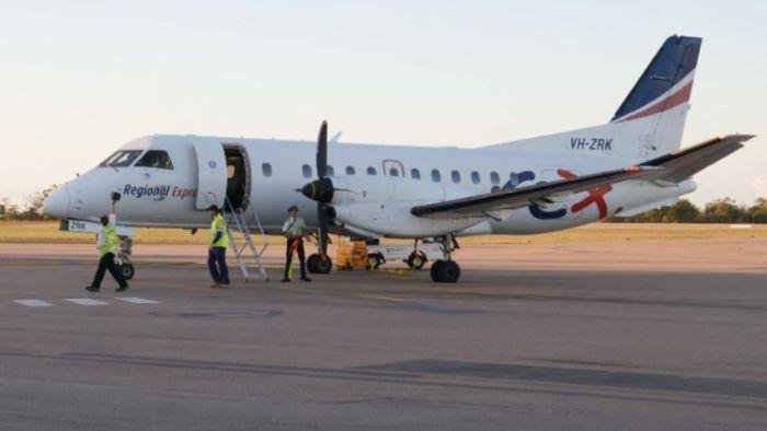 Rex Airlines considers flying regional routes Virgin Australia dumped during coronavirus