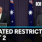 PM answers questions about latest coronavirus lockdown measures   ABC News