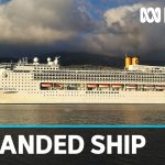 Coronavirus: Over 200 Australians trapped on stranded cruise ship | ABC News