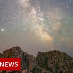 Coronavirus: Escaping to space in lockdown – BBC News