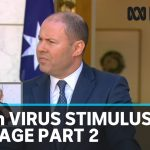 Treasurer Josh Frydenberg details the $66 billion coronavirus stimulus package, part 2 | ABC News