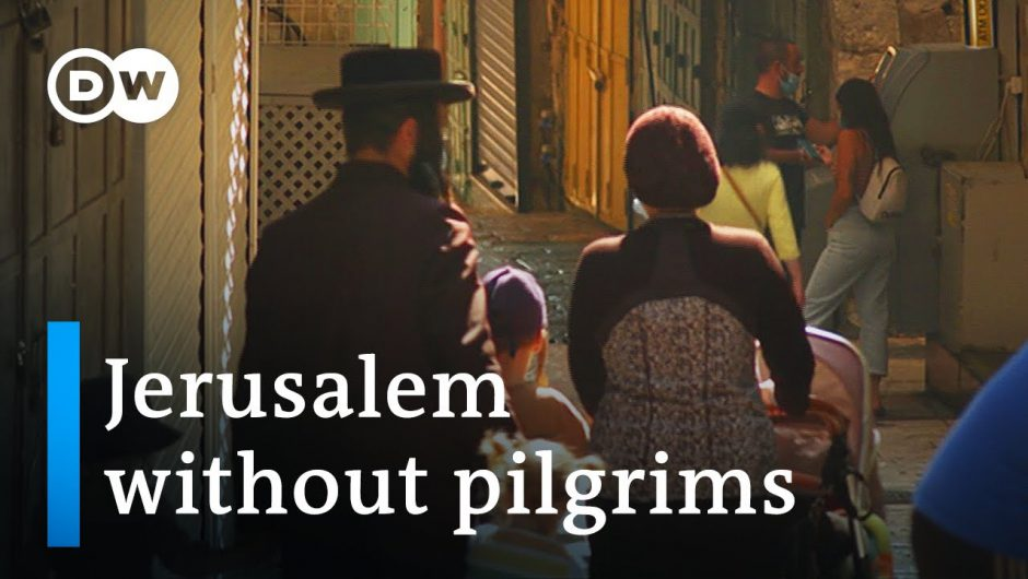 Coronavirus Israel: Lockdown rules leave Jerusalem empty of tourists | DW News
