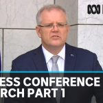 Government announces COVID-19 Coordination Commission, part 1 | ABC News