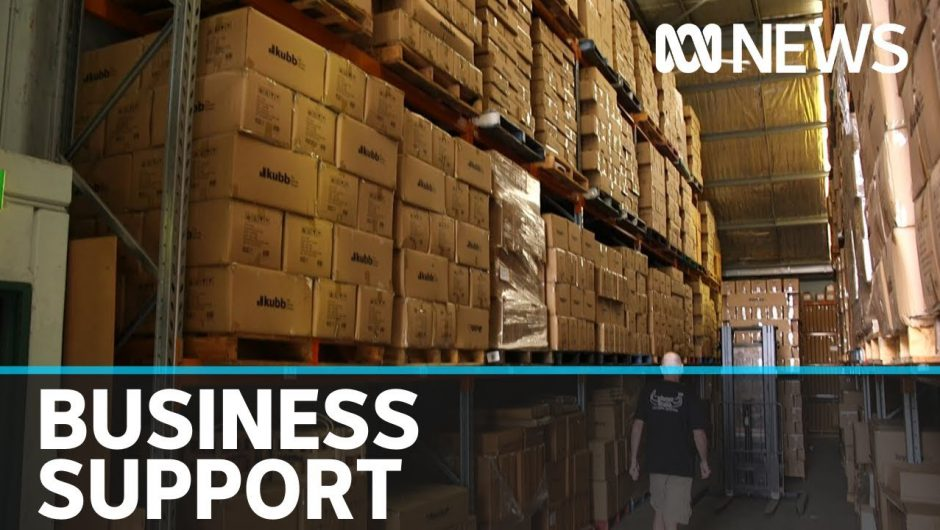 Small businesses face financial ruin as coronavirus sends Australia into lockdown | ABC News