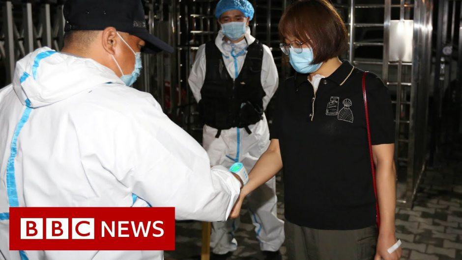 China has no domestic cases of coronavirus but lockdown in Xinjiang continues – BBC News