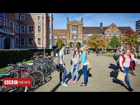 Universities prepare for student return – BBC News