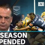 NRL 2020 season suspended amid coronavirus outbreak | ABC News