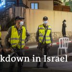 Israel enters second coronavirus lockdown amid surging infections | Coronavirus Update