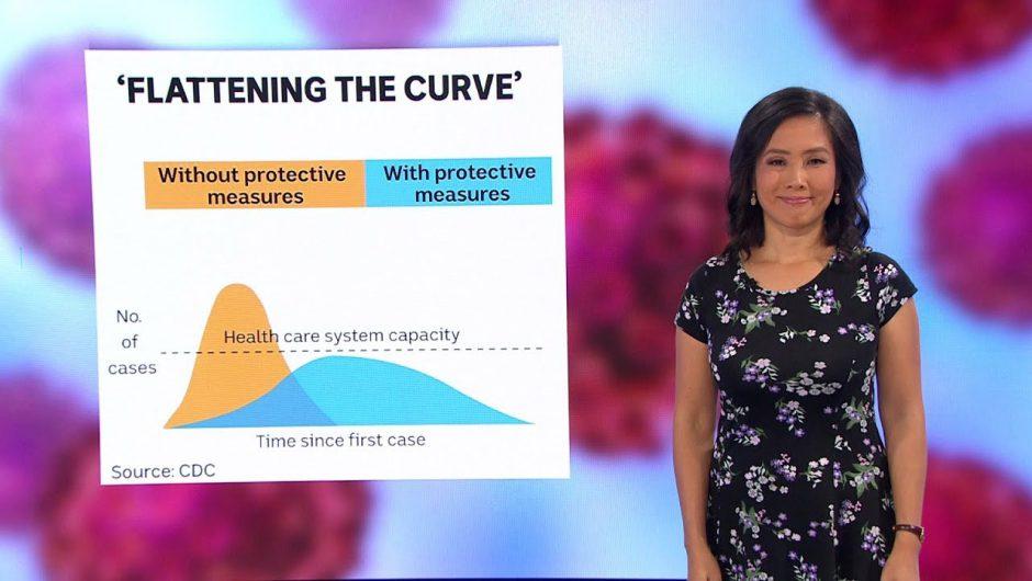 Coronavirus in graphs | The World