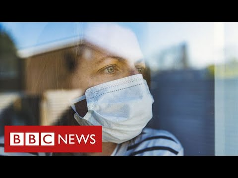 Levels of depression have doubled during coronavirus pandemic – BBC News