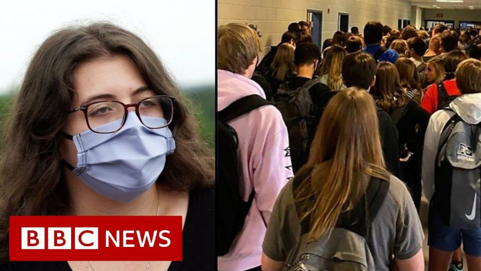 Crowded US school: 'We walked into a dangerous situation' – BBC News