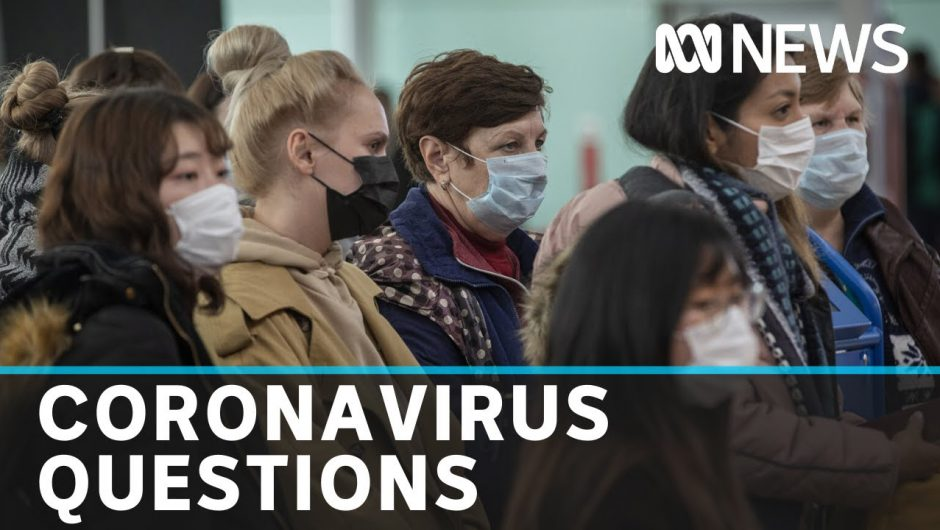 Coronavirus: Dr Norman Swan recommends proactive national lockdown | ABC News