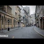 City streets fall silent in the shadow of coronavirus | The World