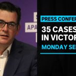 Victoria records 35 new coronavirus cases and seven further deaths overnight | ABC News