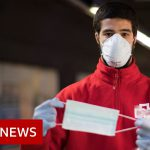 Coronavirus: Can wearing masks stop the spread of viruses? – BBC News