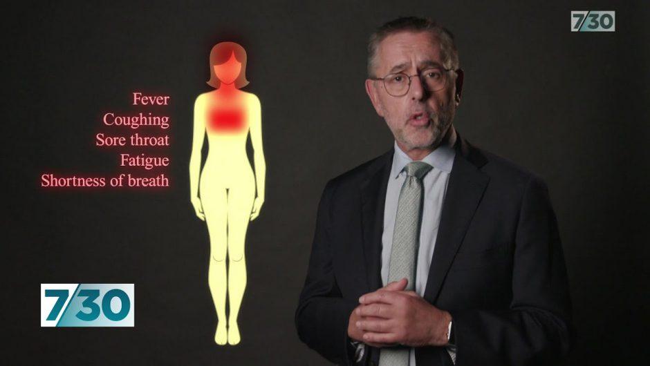 Dr Norman Swan provides a coronavirus reality check | 7.30