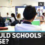 If coronavirus social distancing is key, why not close schools? | ABC News