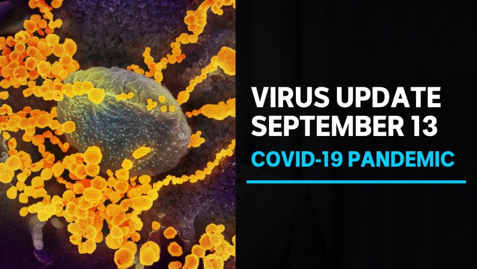 Virus update Sept 13: Vic Govt announces $3b package to help businesses survive COVID | ABC News