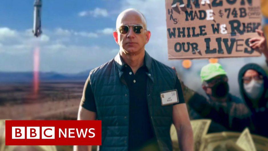 Amazon's Jeff Bezos: The richest person in the world – BBC News