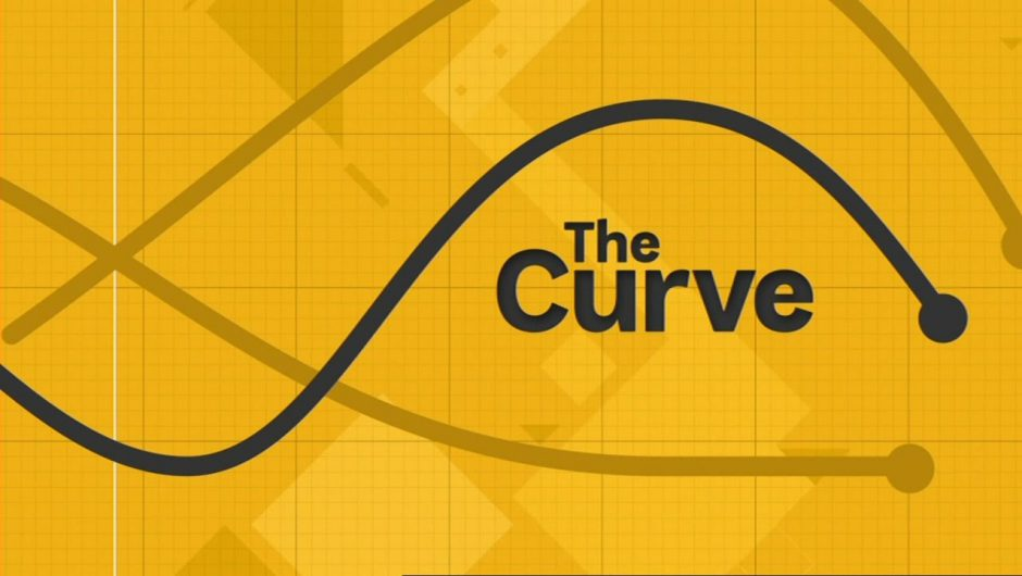 The Curve: Charting this week's trends in daily COVID-19 cases