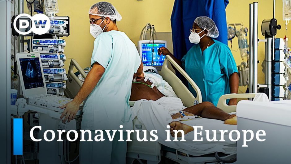 COVID19 infections rech record highs across Europe – What went wrong? | DW News