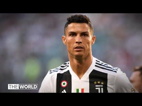 Cristiano Ronaldo caught up in coronavirus lockdown | The World