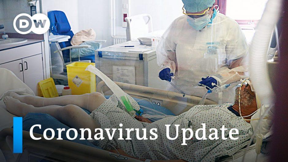 Coronavirus infections surge in France and the UK | Coronavirus Update
