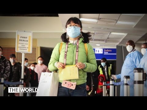 "WHO ""under tremendous pressure"" from Beijing over coronavirus 