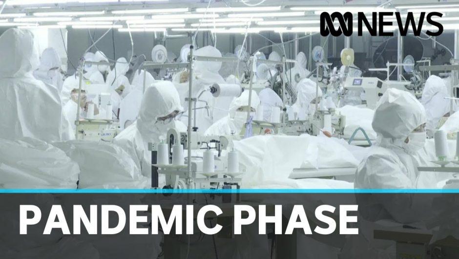 Australia enters into coronavirus pandemic phase | ABC News