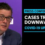Victoria records lowest rate of new COVID-19 infection in months | ABC News