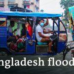 1/3 of Bangladesh flooded amid heaviest monsoon rains in years | DW News
