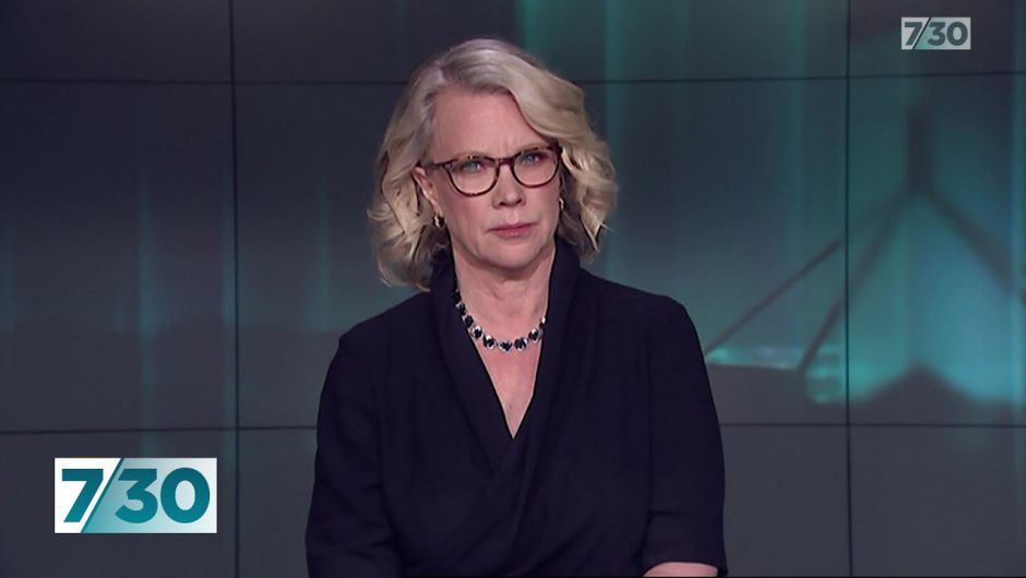 Laura Tingle looks at how coronavirus is pushing the surplus further out of reach | 7.30