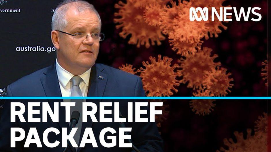 Coronavirus: PM Scott Morrison announces relief for commercial landlords, tenants    ABC News