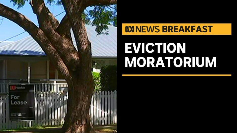 Queensland's coronavirus eviction moratorium ends | ABC News