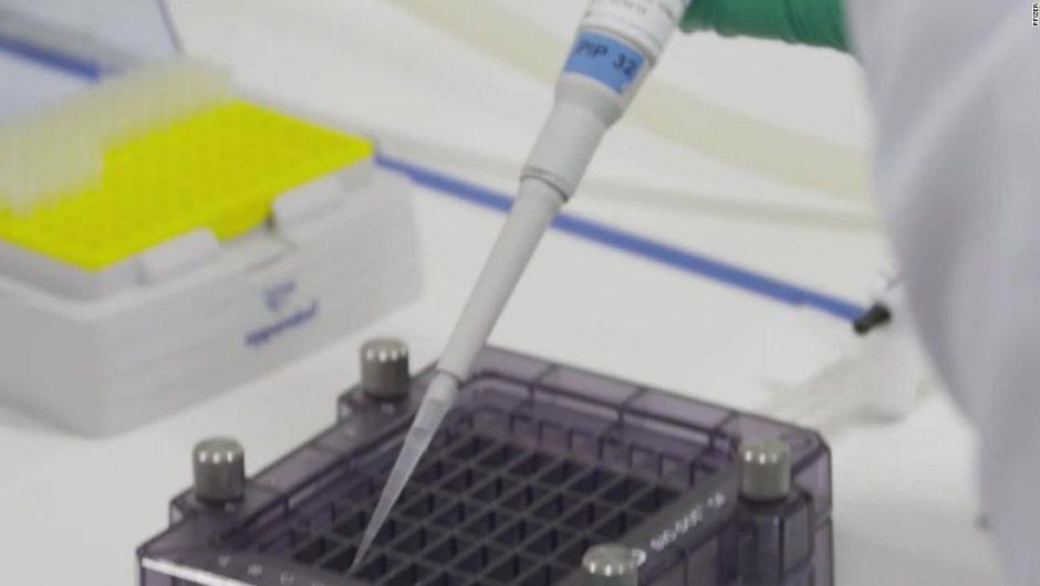 US coronavirus: Pfizer proposes expanding Covid-19 vaccine trial