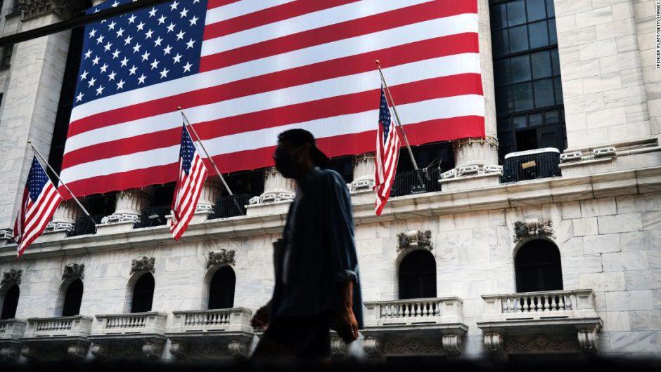 Stocks tumble on worries about Washington gridlock and coronavirus