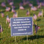 US coronavirus: America ranks at the top of the world's 1 million death toll