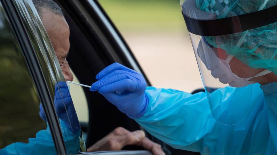Coronavirus latest: Texas new cases and deaths bounce back