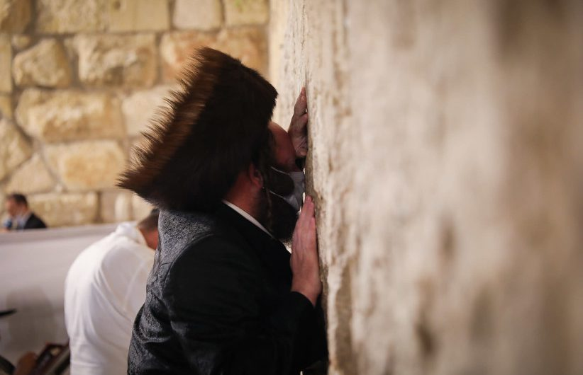 Amid coronavirus, Israeli rabbis say stay out of synagogues on Yom Kippur
