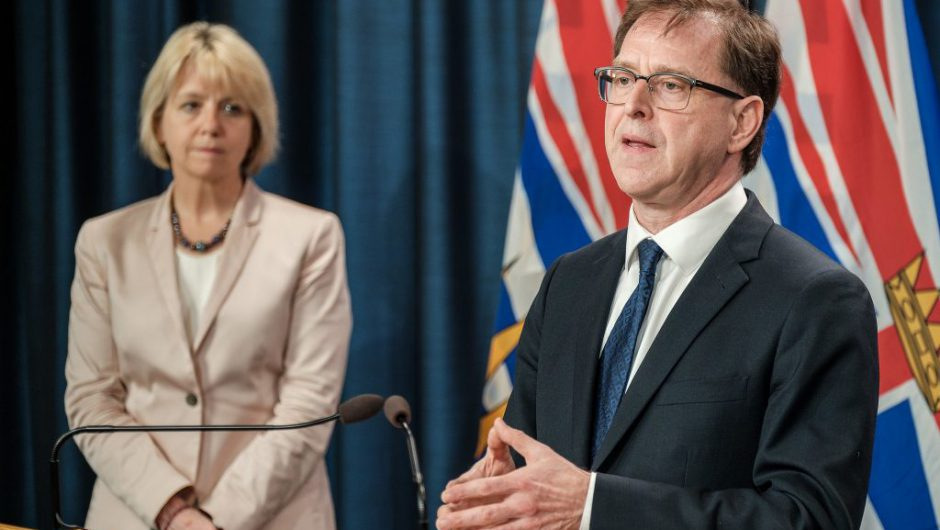 179 COVID-19 cases a 'direct result' of how British Columbians spent Labour Day