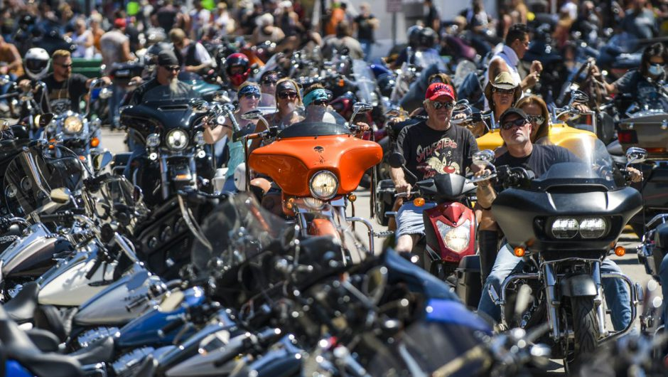 Sturgis motorcycle rally spread coronavirus across the nation, leading to $12 billion in health care costs